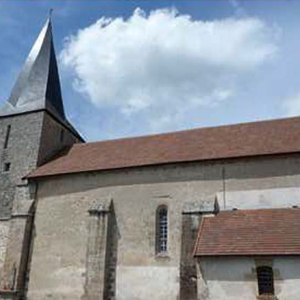 Eglise De Naillat