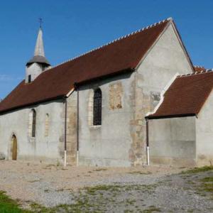 Eglise De Nouzerolles