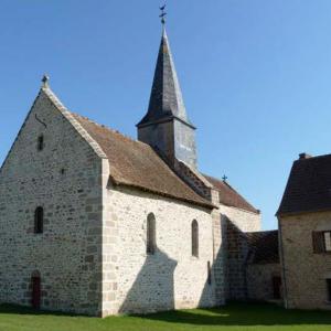 Eglise Saint Remi Colondannes