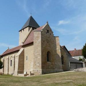 Eglise Saint Sulpice Le Dunois