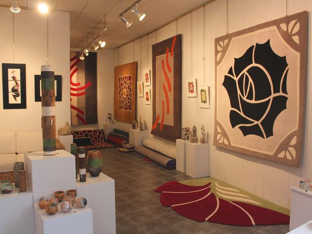 Galerie Espace Contemporain Aubusson