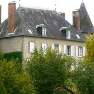 La Barde, Chateau