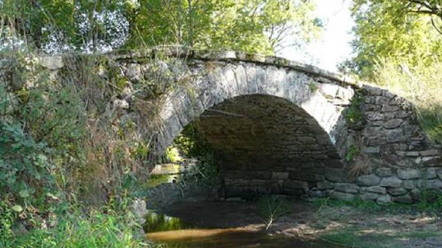 La Borde, Pont Lafat