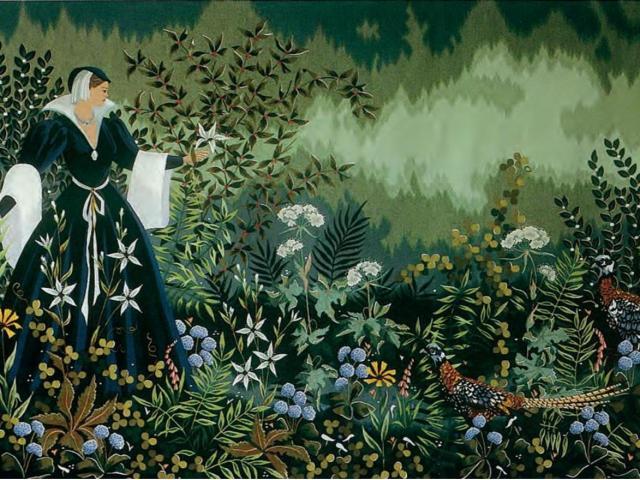 La Dame De Touraine Converti Page 001