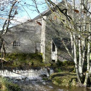 L'age Boireau, Moulin