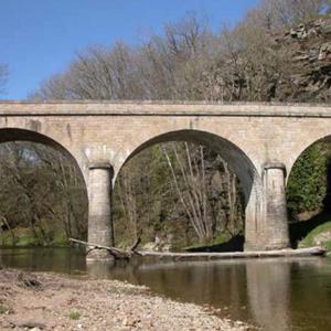 Lavaud Vieille, Pont