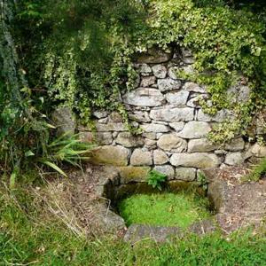 Le Peux Guierchois, Fontaine