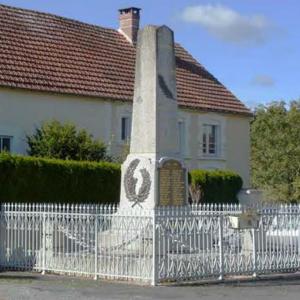 Monument Aux Morts Villard