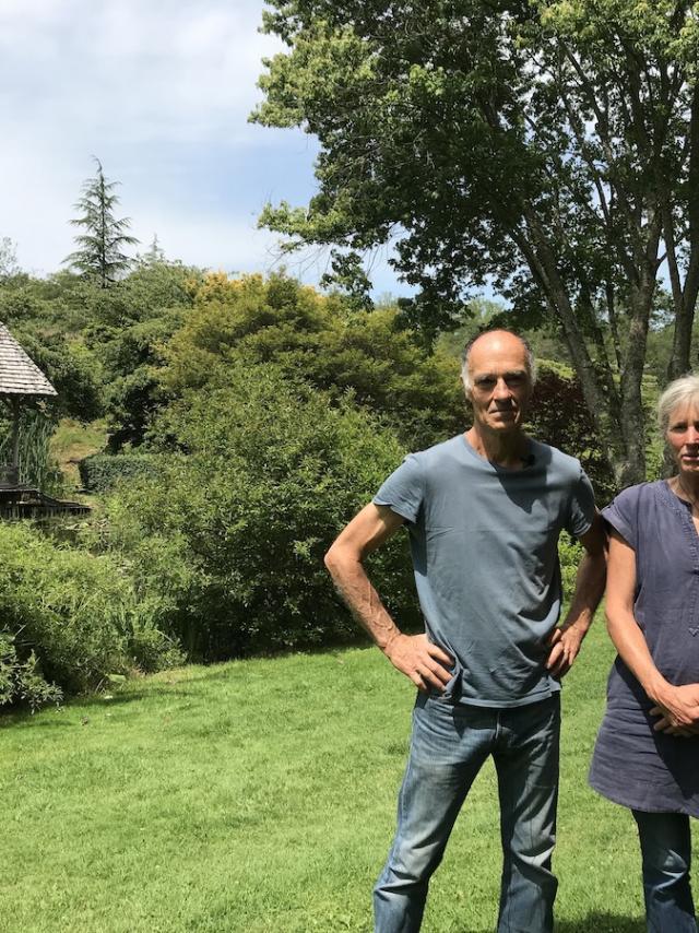Nell Et Philippe Wanty, Arboretum De La Sédelle
