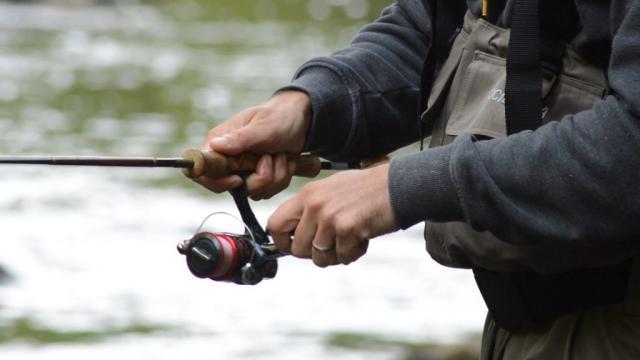 Pêche en Creuse