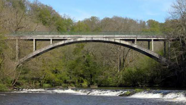 Pont De Ténèze