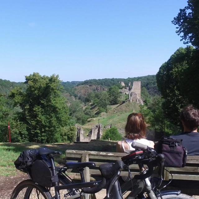 La Creuse à vélo