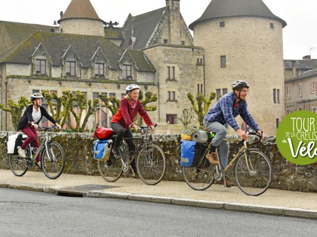 Tour de la Creuse à Vélo