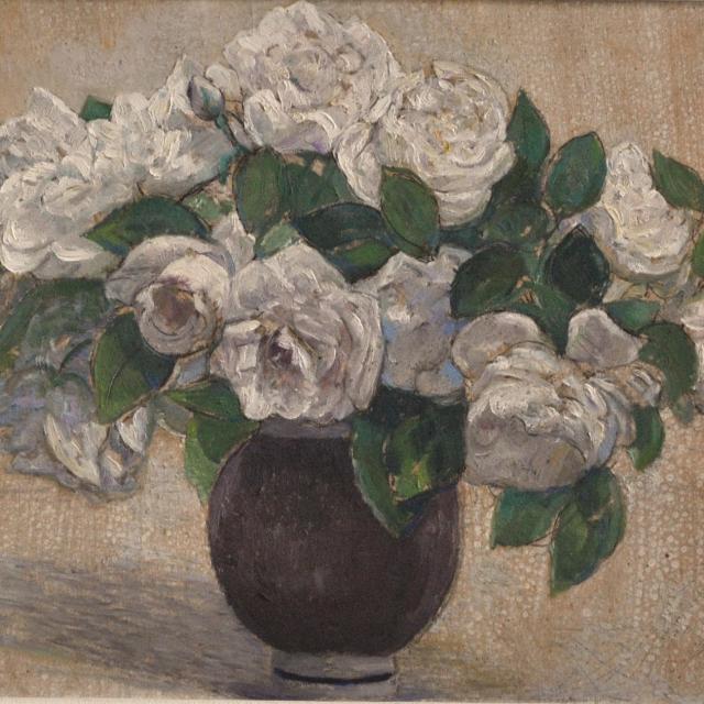 Bouquet De Roses Bis Léon Detroy M Duchiron Ok