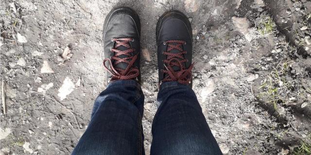 Chaussures Par Monts Et Par Gués