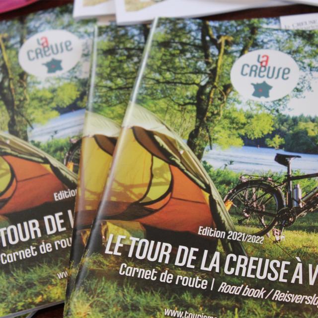 Le Tour De La Creuse à Vélo