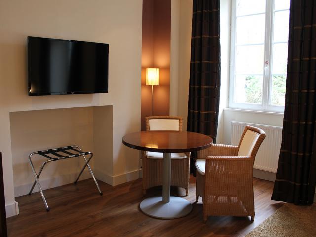 Hotel La Beauze Aubusson Chambre 2