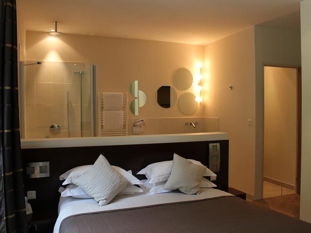 Hotel La Beauze Aubusson Chambre