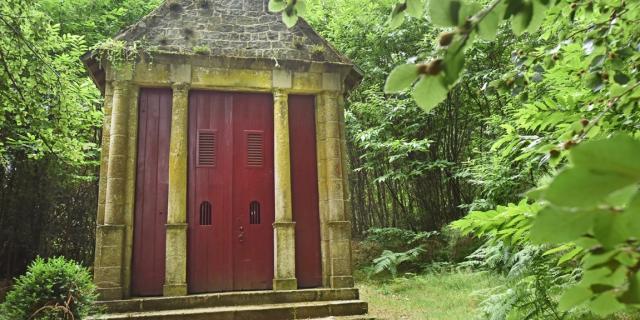Site de Saint Pardoux