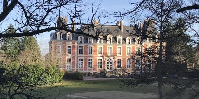 Géocaching Chateau de la Cazine Noth