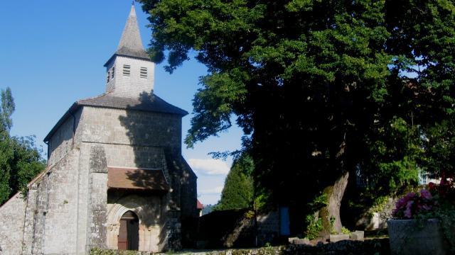 St Martial Le Mont