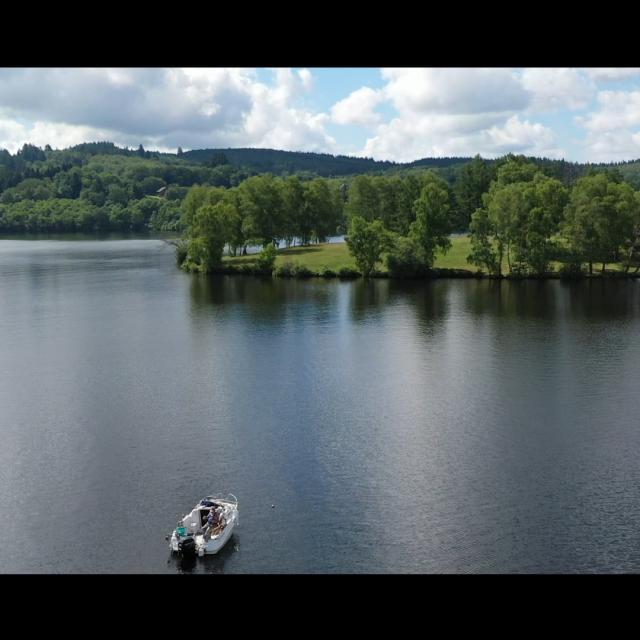 Bateau Lac De Vassivière 2