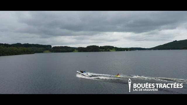 Bouées Tractées Lac De Vassivière