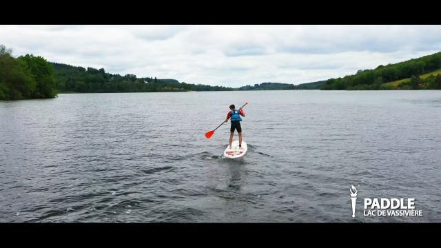 Paddle Lac De Vassiviere