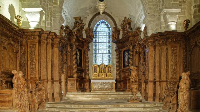Abbaye Moutier D'ahun