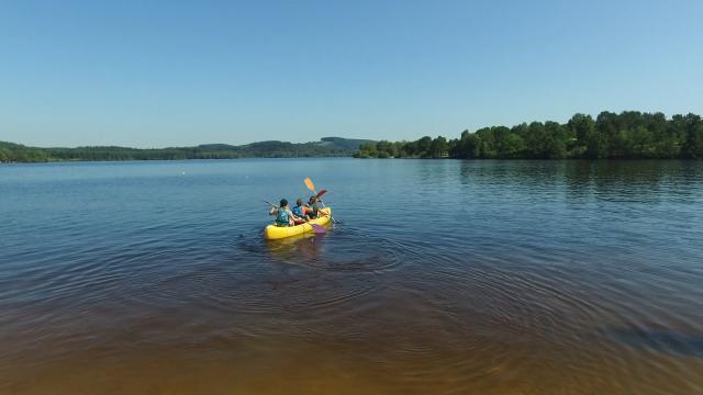 Canoe À Vassivière 1