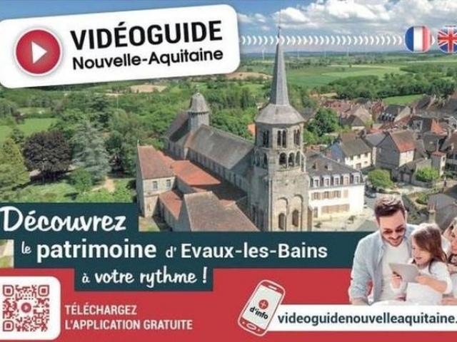 Carte Videoguide Evaux Les Bainsrr