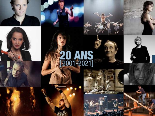 Espace Culturel Yves Furet - Programmation 2021-2022