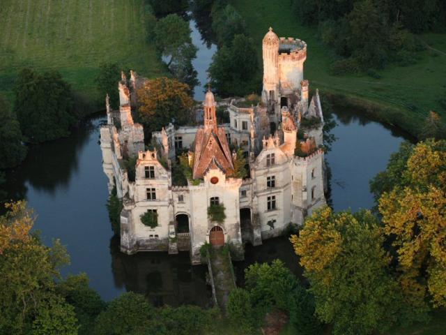 Château de la Mothe Chanderniers