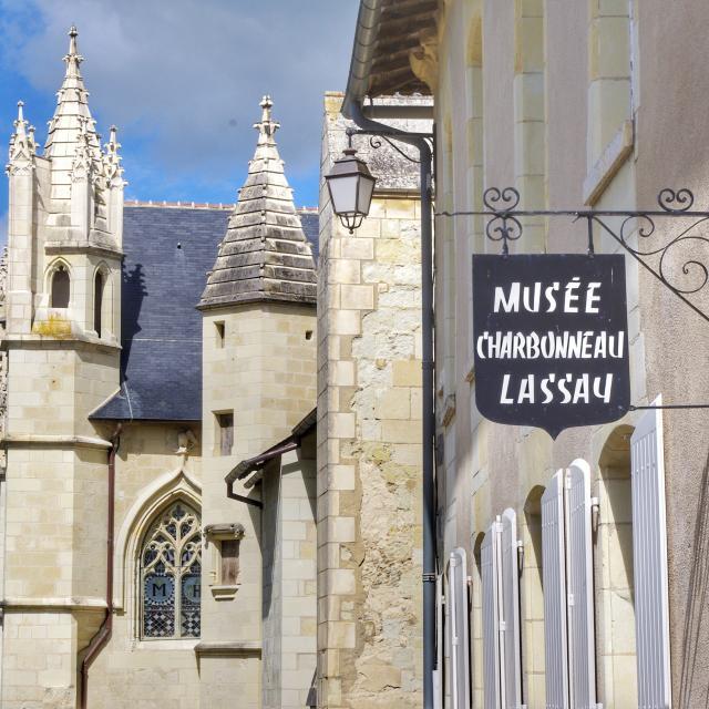Musée Charbonneau-Lassay de Loudun