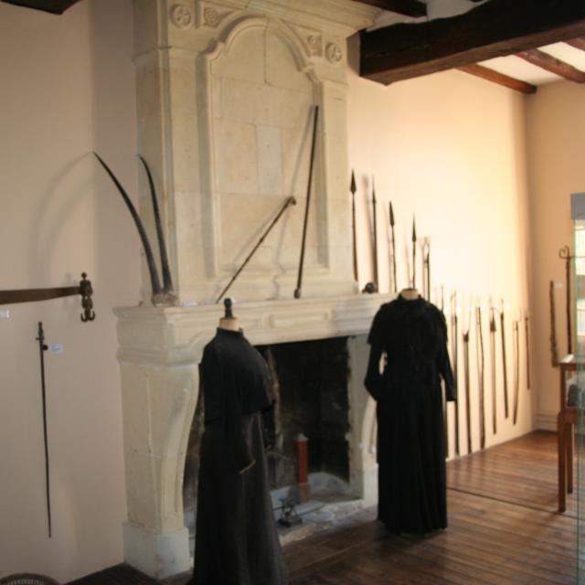 Musée Charbonneau Lassay
