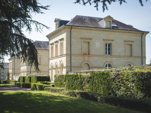 Domaine De Roiffé Facade