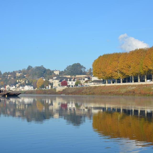 Ville De Chinon ©a.poveda Office De Tourisme Acvl