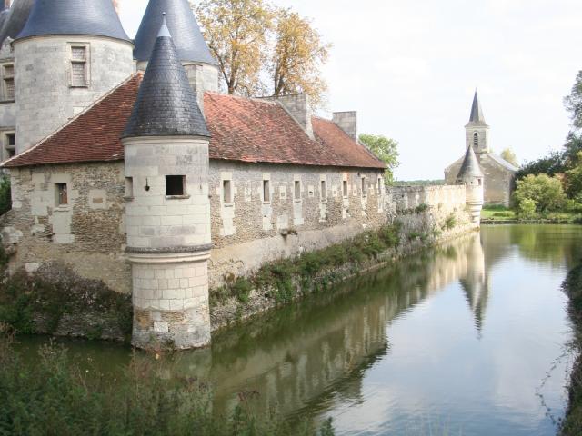 Château De Coussay 1