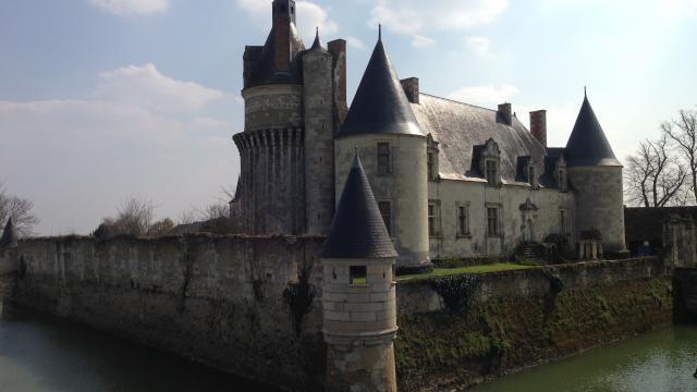 Château De Coussay