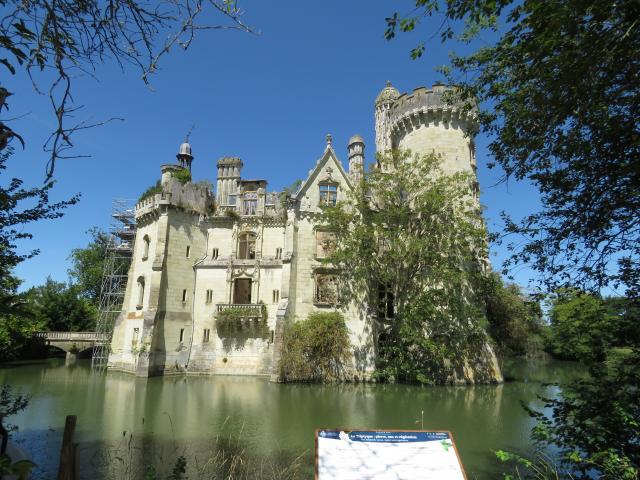 07 Château De La Mothe Chandeniers Juillet2020 ©ccpl