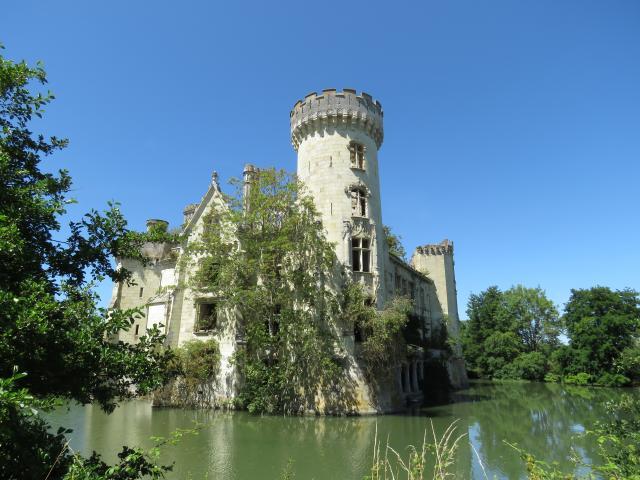 08 Château De La Mothe Chandeniers Juillet2020 ©ccpl