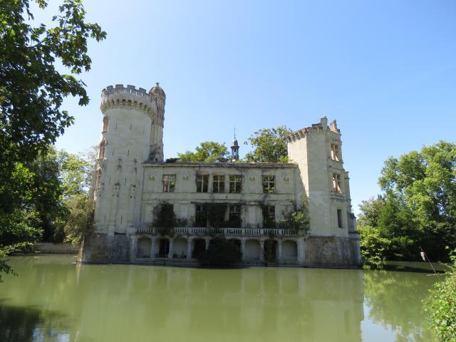 17 Château De La Mothe Chandeniers Juillet2020 ©ccpl