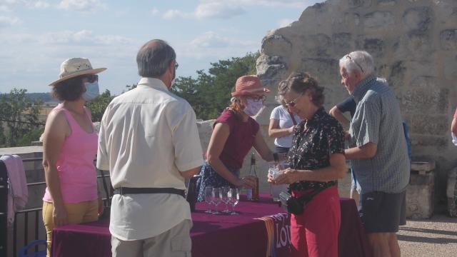 Invitation des vignerons 2020 ©CCPL