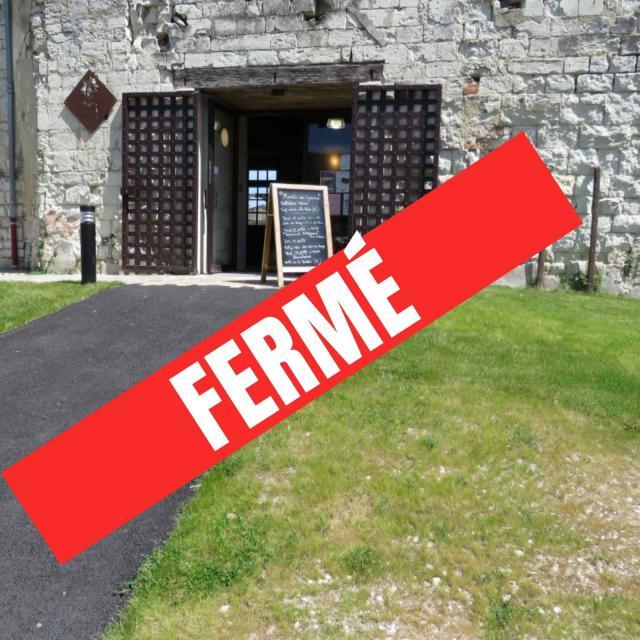 Office de tourisme Monts-sur-Guesnes fermé