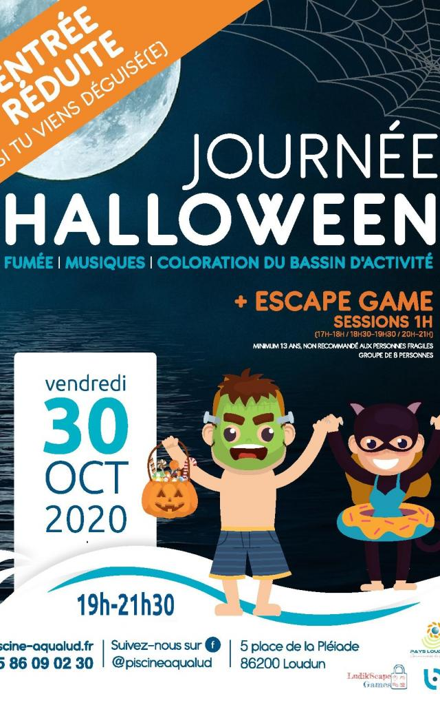 Affiche Halloween Escape Game Page 001