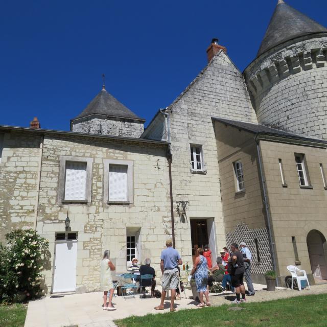 32 Château De Baslou Dercé Secrets De Pays Juin 2021