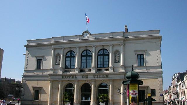 Mairie de Laval
