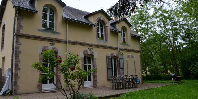 Gite Du Chateau Du Ricoudet Change