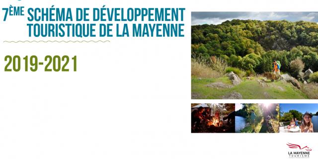 7ème Schéma Développement Touristique Mayenne