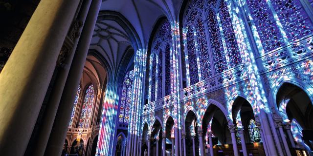 Basilique Notre Dame De L Esperance Pontmain
